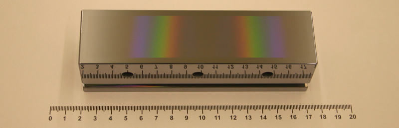 Diffraction gratings for scientific applications