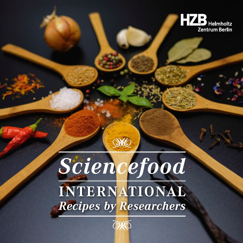 PDF: Sciencefood - international recipes by researchers
