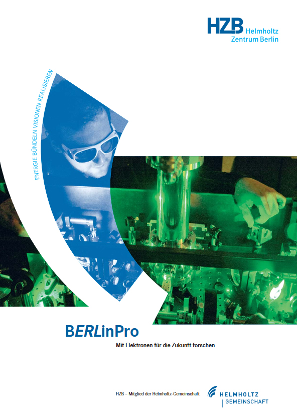 PDF: bERLinPro  -  Using electrons in research for the future