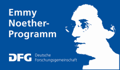 Logo Emmy Noether-Programme