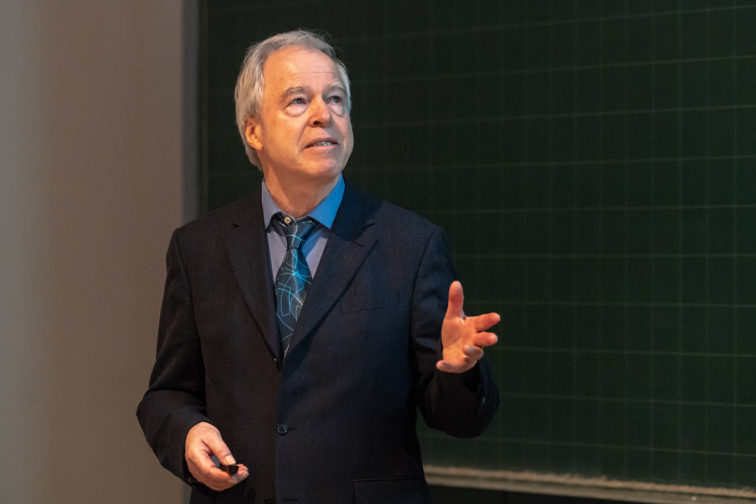 Dr. Godehard W&uuml;stefeld was awarded the Horst Klein Research Prize.</p> <p></p> <p>