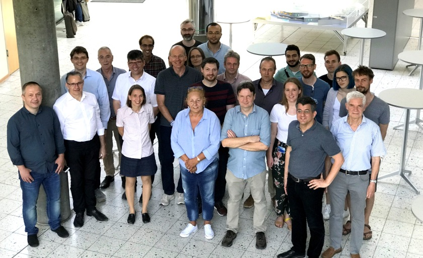 "The ""EPR on a Chip"" project did start on June 3. 2019 with a kick off meeting in Berlin at HZB."