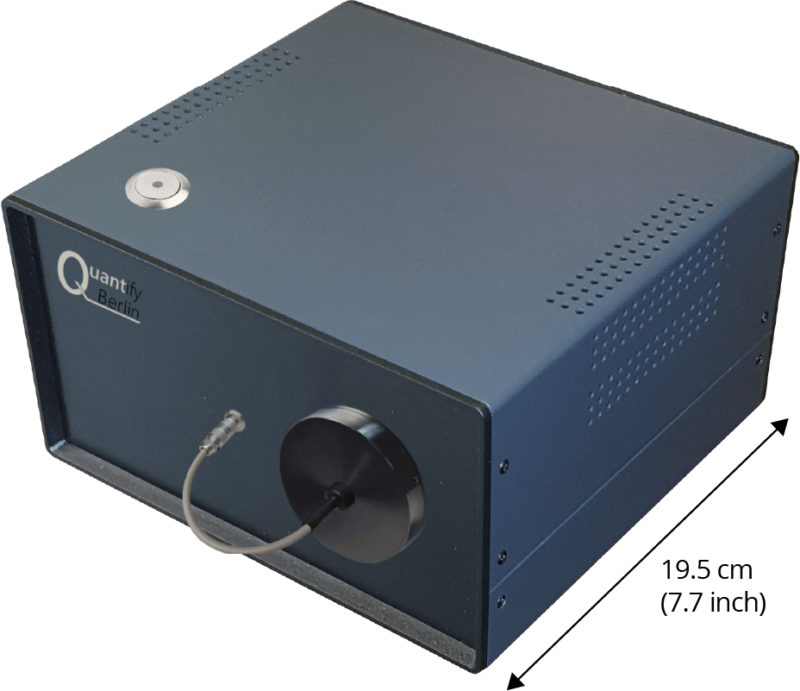 The LumY Pro is an easy-to-use, non-invasive and versatile system with unparalleled compactness to swiftly quantify absolute electro- and photoluminescence photon fluxes of thin film absorbers, layer stacks or complete devices under various operating conditions.