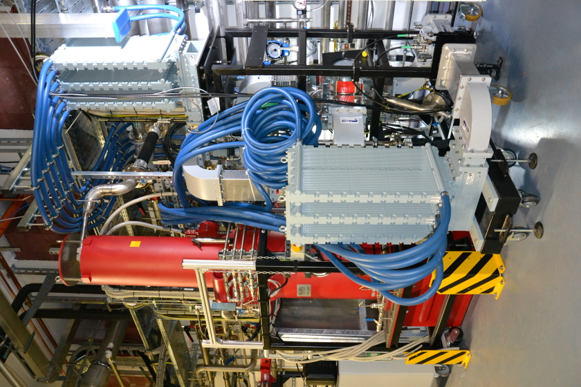 To generate the HF power, a 270 kW klystron is needed, among other things.