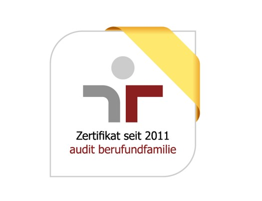 The new audit logo for long-time certified companies