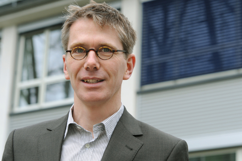 Has accepted the joint appointment: Rutger Schlatmann, <br />head of PVcomB, becomes professor at the <br />Hochschule f&uuml;r Technik und Wirtschaft Berlin