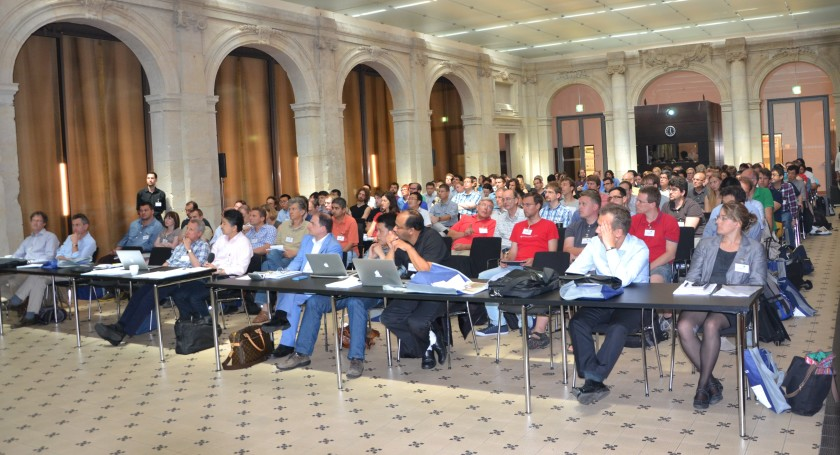 "Outstanding researchers took part in the ""New Trends in Topological Insulators 2014"" - workshop."