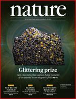 "The meteorite is on the Cover of ""Nature"" 22 January 2015."