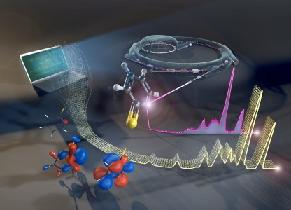 The electronic structure of complex molecules can be assessed by the method of resonant inelastic X-ray scattering (RIXS) at BESSY II.