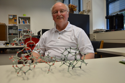 Prof. Dr. Harry Tuller, MIT, was a guest-scientist at the institute for solar fuels.