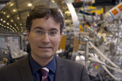 Alexander Föhlisch is head of the HZB Institute Methods and Instrumentation for Synchrotron Radiation Research and holds a professorship at University Potsdam.