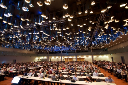2.500 experts on photovoltaics from all over the world met at the 31th EU PVSEC in Hamburg.