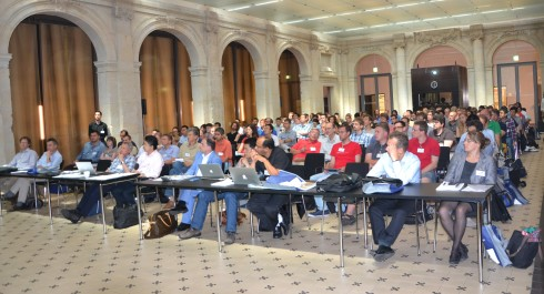 "<p>Outstanding researchers took part in the ""New Trends in Topological Insulators 2014"" - workshop.</p>"