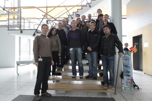 workshop group foto