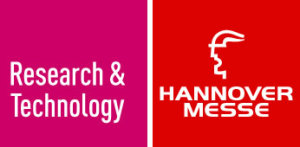 "<p>Logo der Teilausstellung ""Research &amp; Technology""</p>"