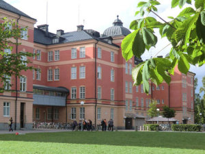 Der Campus der Universität Uppsala<br /> Copyright: University Uppsala