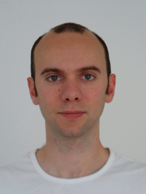 Dr. Tristan Petit joins the Aziz-Team. Foto: T.Petit