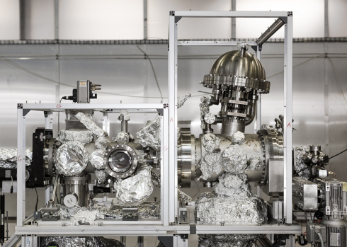 "<p>Kevin Fuchs took pictures of ""futuristic experiments.""</p>"