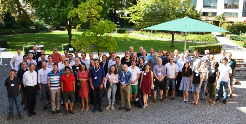 "<p>More than 100 experts did gather at the international conference ""Dynamic Pathways in Multidimensional Landscapes"", which was held in September in Berlin.</p>"